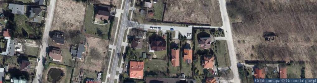 Zdjęcie satelitarne Giewont ul.