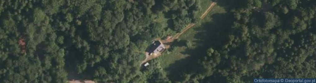 Zdjęcie satelitarne Głębiec ul.