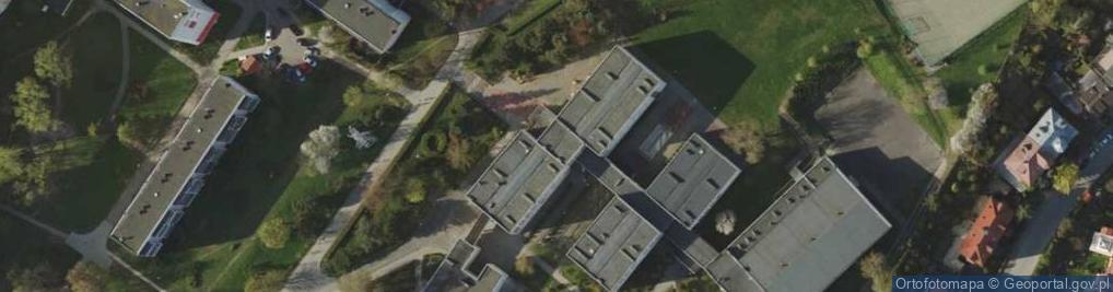 Zdjęcie satelitarne Gojawiczyńskiej Poli ul.