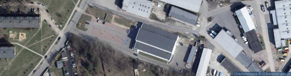 Zdjęcie satelitarne Gojawiczyńskiej Poli 20