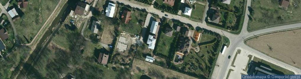 Zdjęcie satelitarne Gospodarska 9