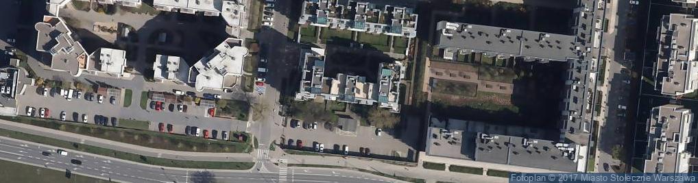 Zdjęcie satelitarne Górczewska 228
