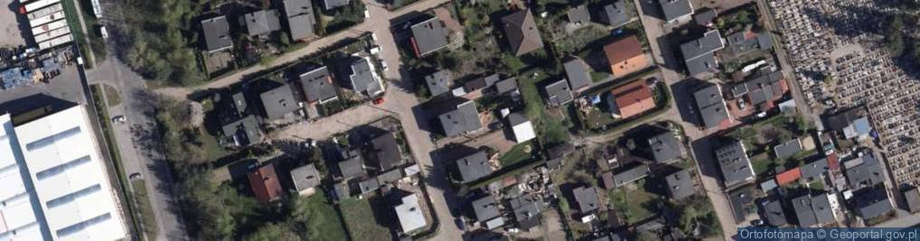 Zdjęcie satelitarne Gradowa 8