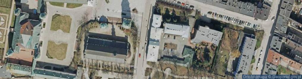 Zdjęcie satelitarne Jana Pawła II 3
