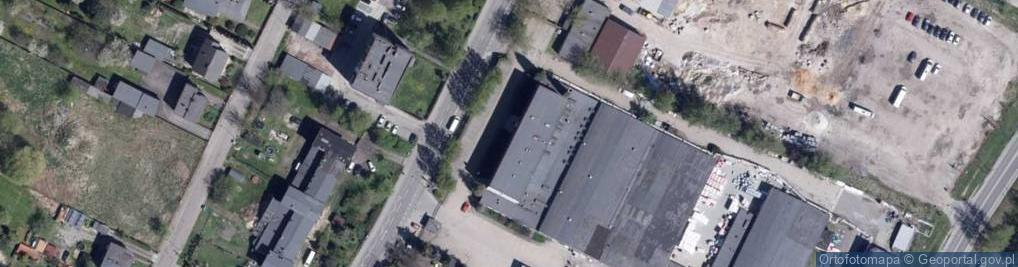 Zdjęcie satelitarne Jankowicka ul.