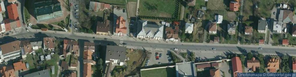 Zdjęcie satelitarne Jana Pawła II 29