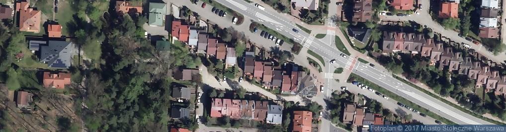 Zdjęcie satelitarne Jana Pawła II 58