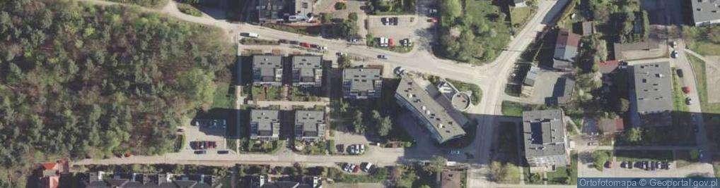 Zdjęcie satelitarne Jutrzenki 3