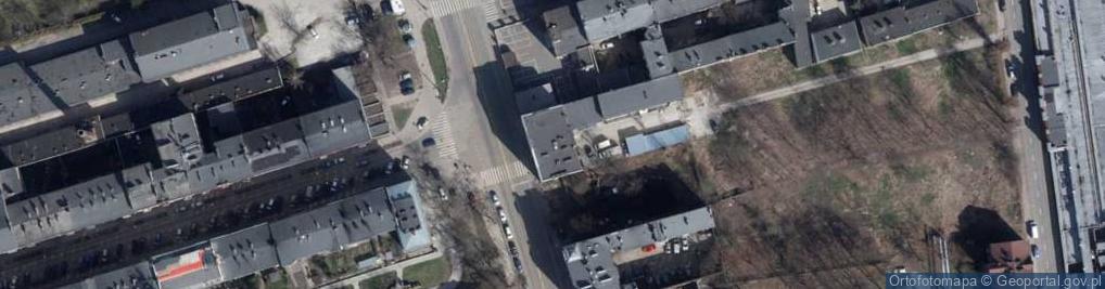 Zdjęcie satelitarne Kilińskiego Jana, płk. 172