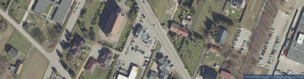 Zdjęcie satelitarne Klikowska ul.