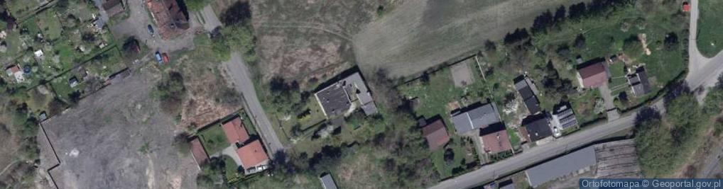 Zdjęcie satelitarne Kochanowskiego Jana 2