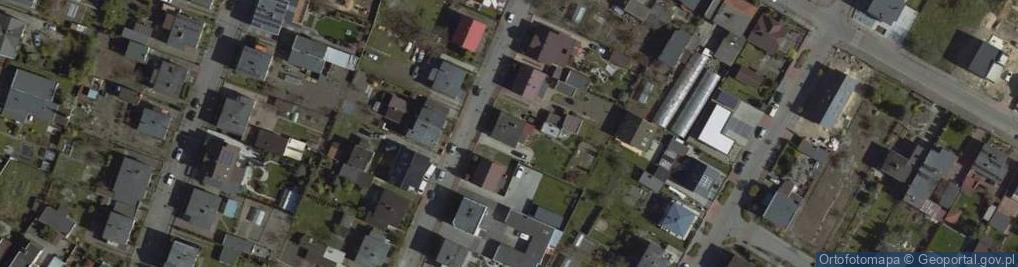 Zdjęcie satelitarne Korczaka Janusza 7
