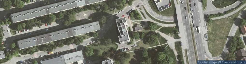 Zdjęcie satelitarne Komandosów 23