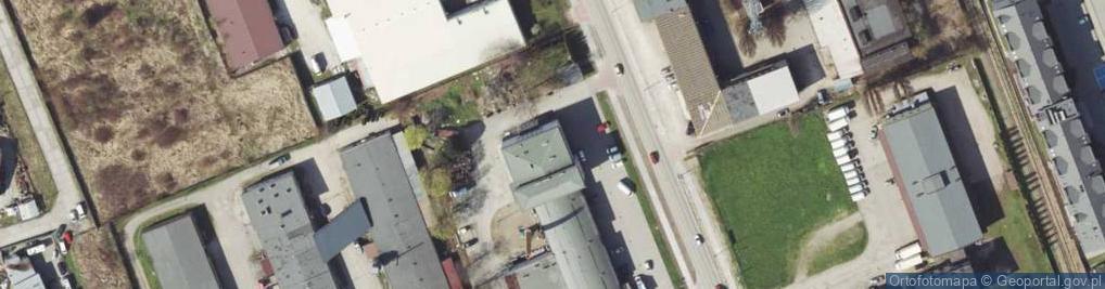 Zdjęcie satelitarne Kolbego Maksymiliana Marii 7