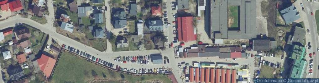 Zdjęcie satelitarne Kryniczna 5