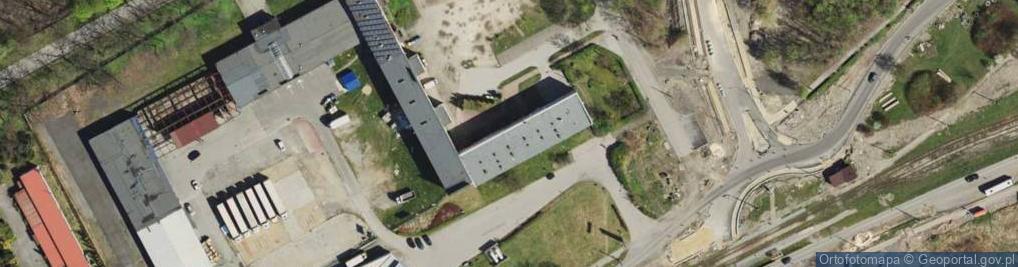 Zdjęcie satelitarne Króla Jana III Sobieskiego 12