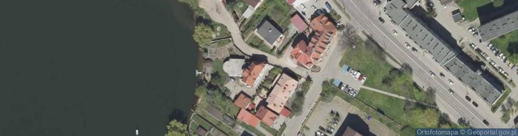 Zdjęcie satelitarne Króla Władysława Jagiełły 1