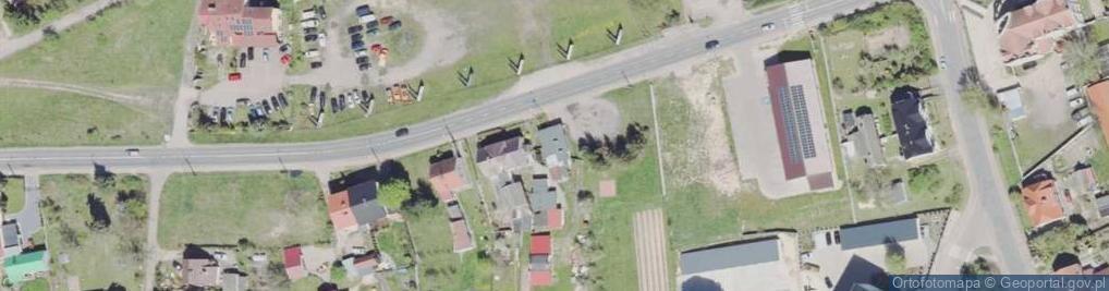 Zdjęcie satelitarne Kresowa 110