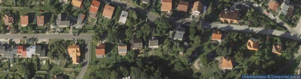 Zdjęcie satelitarne Króla Jana III Sobieskiego 1