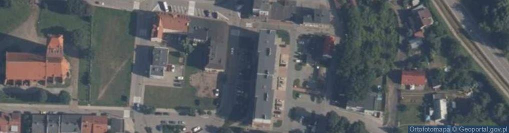 Zdjęcie satelitarne Kraszewskiego ul.