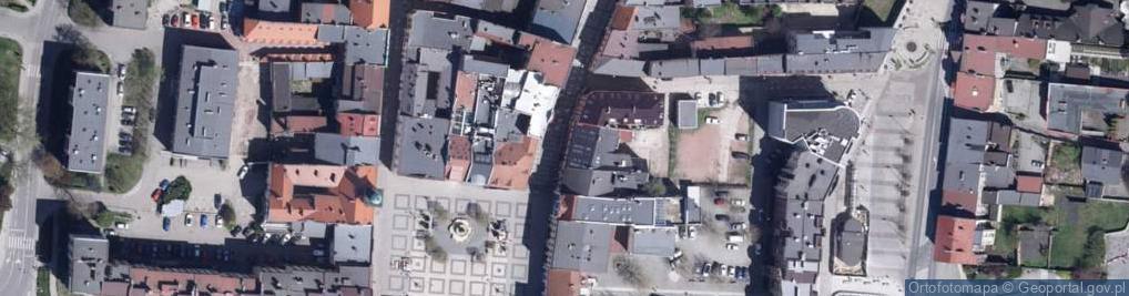 Zdjęcie satelitarne Króla Jana III Sobieskiego 4