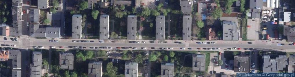 Zdjęcie satelitarne Krasińskiego Zygmunta 90