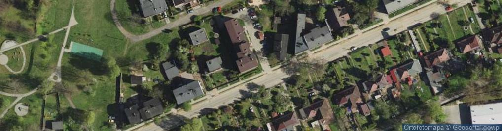 Zdjęcie satelitarne le Ronda Henryka, gen. ul.