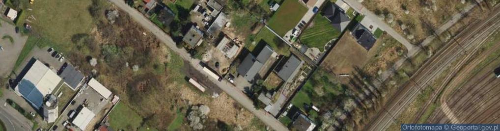 Zdjęcie satelitarne Łosiowa 15