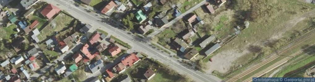 Zdjęcie satelitarne Lubelska 112