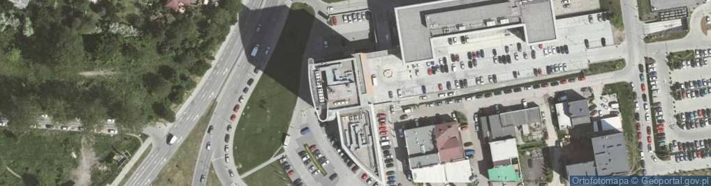 Zdjęcie satelitarne Lublańska 38