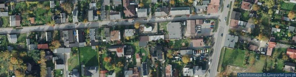 Zdjęcie satelitarne Marynarki Wojennej ul.