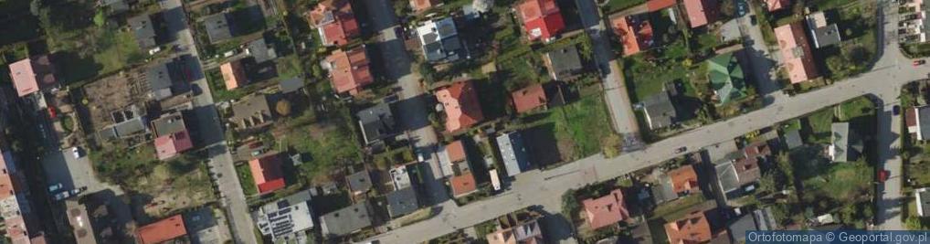 Zdjęcie satelitarne Macieja ul.
