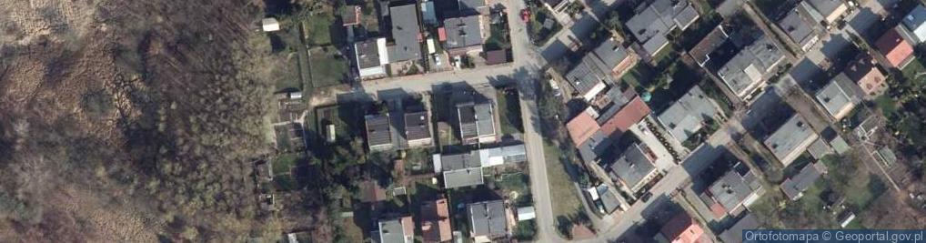 Zdjęcie satelitarne Marynarska 3