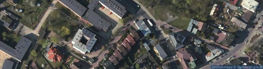 Zdjęcie satelitarne Mała 3