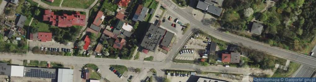 Zdjęcie satelitarne Małobądzka ul.