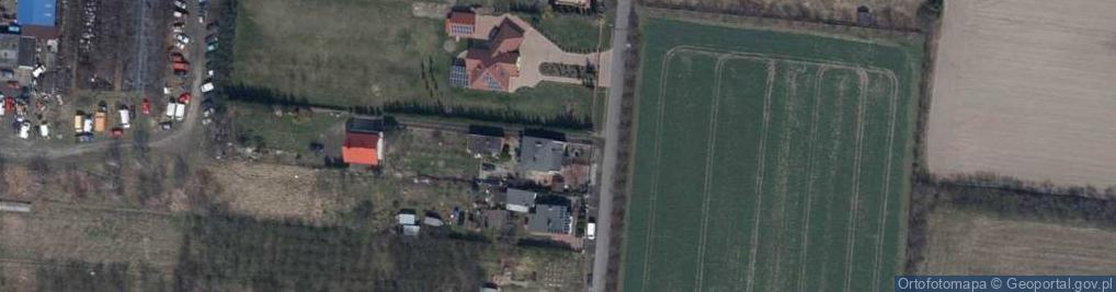 Zdjęcie satelitarne Michałowskiego Piotra ul.