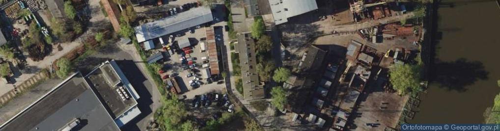 Zdjęcie satelitarne Michalczyka Kazimierza ul.