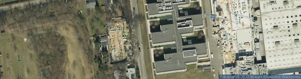 Zdjęcie satelitarne Mszczonowska 4