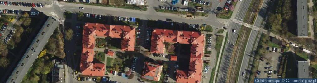 Zdjęcie satelitarne Murawa 37b