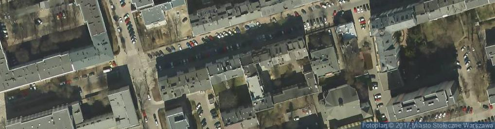 Zdjęcie satelitarne Narbutta Ludwika 27
