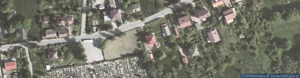 Zdjęcie satelitarne Niewodniczańskiego Henryka 118