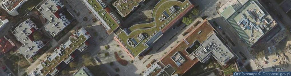 Zdjęcie satelitarne Norwida Cypriana Kamila 4