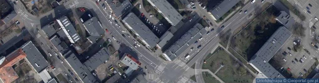 Zdjęcie satelitarne Nowy Świat 18