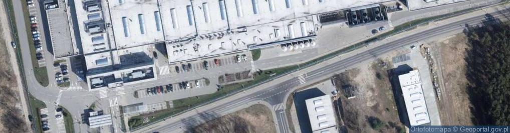 Zdjęcie satelitarne Nowy Józefów 70
