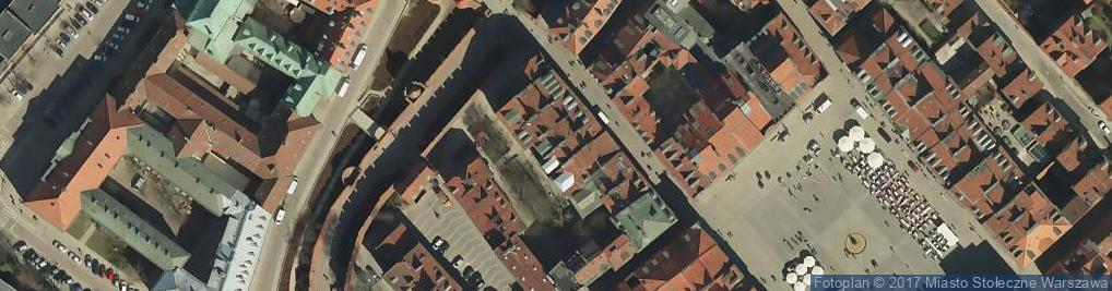 Zdjęcie satelitarne Nowomiejska 9