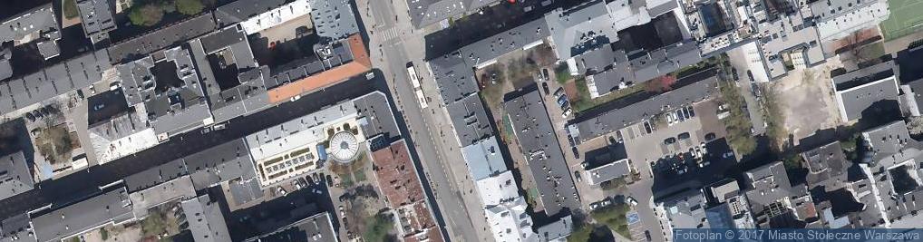 Zdjęcie satelitarne Nowy Świat 28