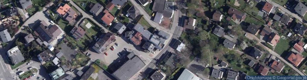 Zdjęcie satelitarne Ofiar Terroru 8