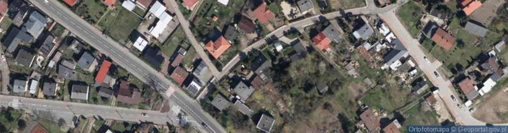 Zdjęcie satelitarne Okopowa 6