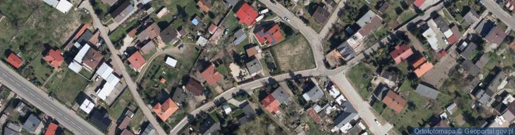 Zdjęcie satelitarne Okopowa 7