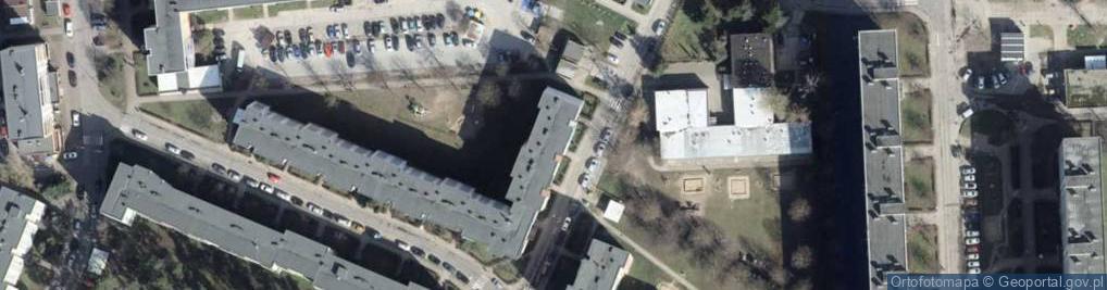 Zdjęcie satelitarne Okulickiego Leopolda, gen. 46